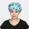 Surgical Caps Scrub Cap Cotton Fabric Nurse Hat Collar Surgery Skull - 02