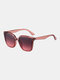 Unisex Wide Frame Fashion Outdoor Cool UV Protection Sunglasses - Pink