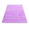 120x170 سنتيمتر منفوش البساط المضادة للانزلاق الأشعث البساط غرفة الطعام المنزل السجاد الكلمة حصيرة - أرجواني