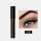 IMAGIC 4 Colors Durable Waterproof Dyeing Eyebrow Liquid Stereoscopic Thick Dyeing Eyebrow Cream - 4