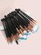 20 Pcs Shell Makeup Brushes Set Concealer Eyeshadow Loose Powder Brush Brush Pack Makeup Tool - #04