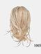 8 цветов Нерегулярный хвостик клипса Волосы Удлинения короткие вьющиеся Парик шт. - #05
