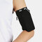 6.5 Inch Phone Holder Reflective Running Travel Outdoor Cycling Safe Sport Coin Key Wrist Wallet - Black 1