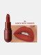 8 Farben Matte Lipstick Lang anhaltendes feuchtigkeitsspendendes, nicht verblassendes Lippen-Make-up - #06