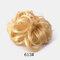7 цветов фрикадельки Парик Волосы кольцо Волосы Сумка Волосы аксессуары матовый высокотемпературный шелк Волосы кольцо для укладки Инструмент - 03