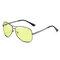 النظارات الشمسية المضادة للأشعة فوق البنفسجية تغيير لون نظارات ريترو للرؤية الليلية الاستقطاب القيادة