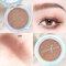 8 Color Galaxy Monochrome Eyeshadow Pallete Glitter Eyeshadow Shimmer Nature Makeup Earth Color Eyeshadow - #02