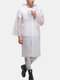 PE Body Protective Suit PE Disposable Dust-proof & Water-proof Hiking Raincoat - White