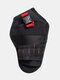 المحمولة الثقيلة المثقاب سائق الحافظة اللاسلكي أداة كهربائي حقيبة بت حامل حزام الحقيبة الخصر اللاسلكي الحفر تخزين جيب - أحمر
