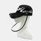 Unisex Anti-fog Removable Mask For Full Protection - Black