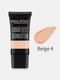 9 Colors Face Liquid Foundation Full Coverage Waterproof Facial Concealer Cream - Beige 4