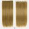 26 цветов длинные прямые Волосы удлинители 5 зажимов ложные Волосы шт. Высокотемпературное волокно Парик - 22