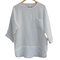 Mens Cotton Causal Solid Color Long Sleeve Crew Neck T Shirt Tops