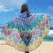 女性のためのハロウィーンギフトファッションバタフライウィングビーチタオルケープスカーフクリスマスハロウィーンギフト - #1