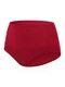 Mutandine per il sollevamento dell'anca a vita alta in cotone a vita alta - Vino rosso