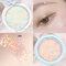 8 Color Galaxy Monochrome Eyeshadow Pallete Glitter Eyeshadow Shimmer Nature Makeup Earth Color Eyeshadow - #08
