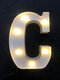 LED English Letter And Symbol Pattern Night Light Home Room Proposal Decor Creative Modeling Lights For Bedroom Birthday Party - #03