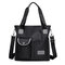 Women Casual Large Capacity Handbag Travel Crossbody Bag