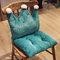 3 Colors Crown Shape Lovely Cushion Chair Cover Soft Comfortable Chair Cushion Mat