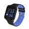 Monitor de Sono de Pressão de Sangue Grande Tela de Cor HR Sono Social Media IP67 Relógio Inteligente