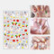 3D Colorful Nail Sticker Fruit Rainbow Series Simple Lovely Decoration Manicure Sticker - 8