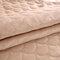 Plush Washable Sofa Cover WaterProof Anti-dirt Pet Dog Cat Slipcovers - Coffee