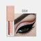 15 Colors Glitter Liquid Eyeshadow Portable Waterproof Lasting Pigmented Professional Eye Cosmetics - #08