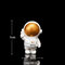 1Pc Creativity Sculpture Astronaut Spaceman Model Home Resin Handicraft Desk Decoration - #9