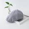 Beret Casual Cap Fashion Avant-garde Hat Sunscreen Hat - Gray