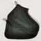 Women Waterproof Dustproof Shoes Protector Transparent Latex Non Slip Foot Cover  - Black