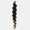 9 цветов крючком Коробка косы Волосы связки из химического волокна маленькая коса конский хвост Волосы кольцо - #07