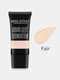 9 Colors Face Liquid Foundation Full Coverage Waterproof Facial Concealer Cream - Fair