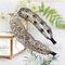 Vintage Lace Hairband Bohemian Geometric Diamond Sequins Embroidered Fabric Headband - 06