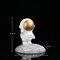 1Pc Creativity Sculpture Astronaut Spaceman Model Home Resin Handicraft Desk Decoration - #7