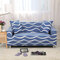 1 Seater Sofa Cover Set Washable Single Seat Sofa Protector Pillowcase Couch Cover Slipcover - #4