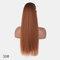 16 Colors Corn Hot Ponytail High Temperature Fiber Elastic Net Fluffy Breathable Ponytail - #05