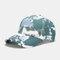 Tie-dye Baseball Cap Fashion Leisure Shade Hat - Blue