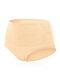 Bragas de levantamiento de cadera con control de vientre de cintura alta de algodón de talla grande - Albaricoque