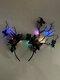 Halloween Luminous Branch Hair Accessories Butterfly Flower Christmas Headband - #02