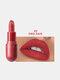 8 Farben Matte Lipstick Lang anhaltendes feuchtigkeitsspendendes, nicht verblassendes Lippen-Make-up - #03