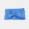 Gradient Non-slip Elastic Yoga Hair Band Elastic Broom Running Headband Sweat-absorbent - #02