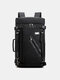 Men Multi-carry Multifunction 17 L Large Capacity USB Charging Travel Backpack - 2