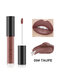 12 Cores Lip Gloss Long-Lasting À Prova D 'Água Copo Anti-Vara Líquido Batom Lábio Maquiagem