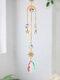 1 PC Sun Catcher Crystal Chandelier Ornament Aurora Wind Chimes with Prismatic Pendant Elegant Rainbow Maker Home Decor - #05