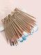 20 Pcs Shell Makeup Brushes Set Concealer Eyeshadow Loose Powder Brush Brush Pack Makeup Tool - #01