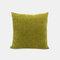 Couleur unie oreiller coussin salon canapé coussin plaine moderne minimaliste chevet taille taie d'oreiller - vert