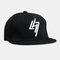 Children's Hip Hop Hat Flat Brim Hat Baseball Caps - #01