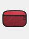 Multifunctional Vehicle Mobile Phone Storage Net Pocket Sticky Car Seat Back Portable Car Storage Bag - #12