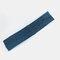 Non-slip Yoga Hair Band Elastic Broom Running Headband Sweat-absorbent - Navy