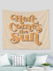 Colorful Letter Pattern Tapestry Wall Hanging Tapestries Living Room Bedroom Decoration - #01